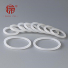 custom size direct supply silicone rubber o ring seals