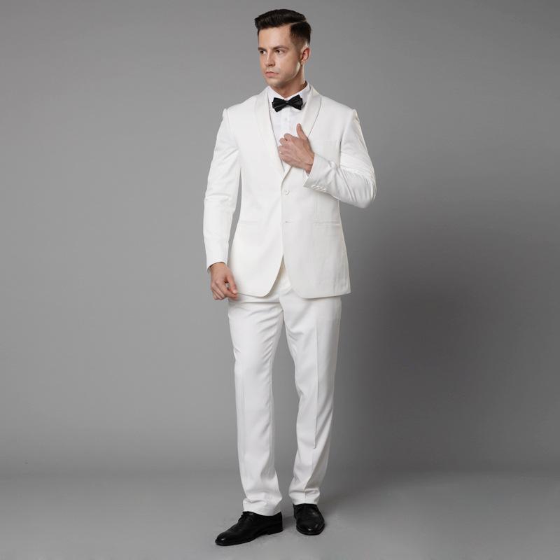 Factory Custom Men Suit Set For Wedding Wear Groom Suits 2020