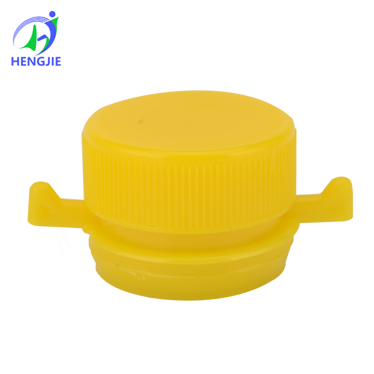 Factory Plastic Non Spill Screw Cap Closure For Chemical Paint Tin Cans