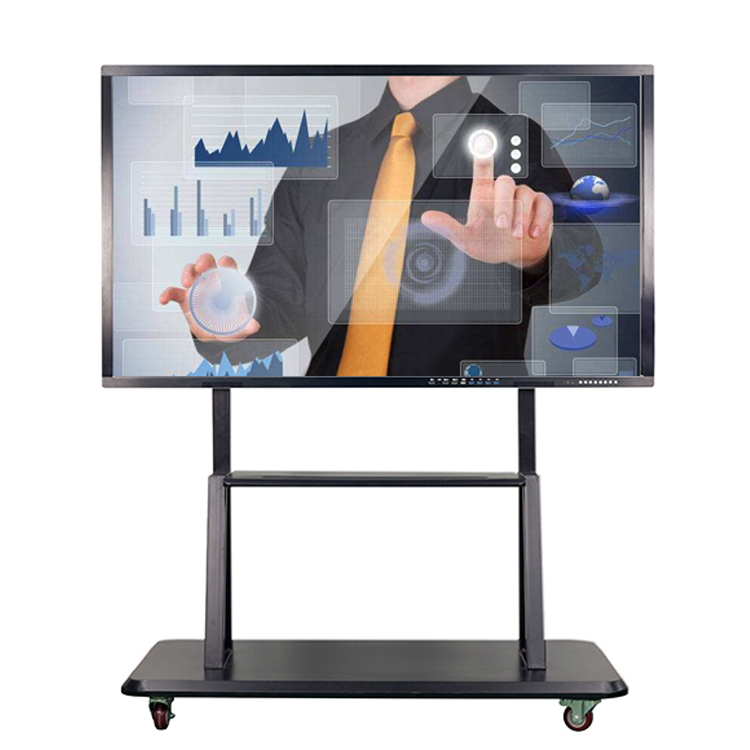 "Multi touch 42 ""-98"" zoll elektronische IR interaktive whiteboard, smart board kein projektor interaktive whiteboard"