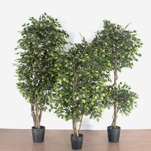 Chinese fabriek hot selling custom ingemaakte home decor grote malayan <span class=keywords><strong>bonsai</strong></span> kunstmatige <span class=keywords><strong>banyan</strong></span> <span class=keywords><strong>boom</strong></span>
