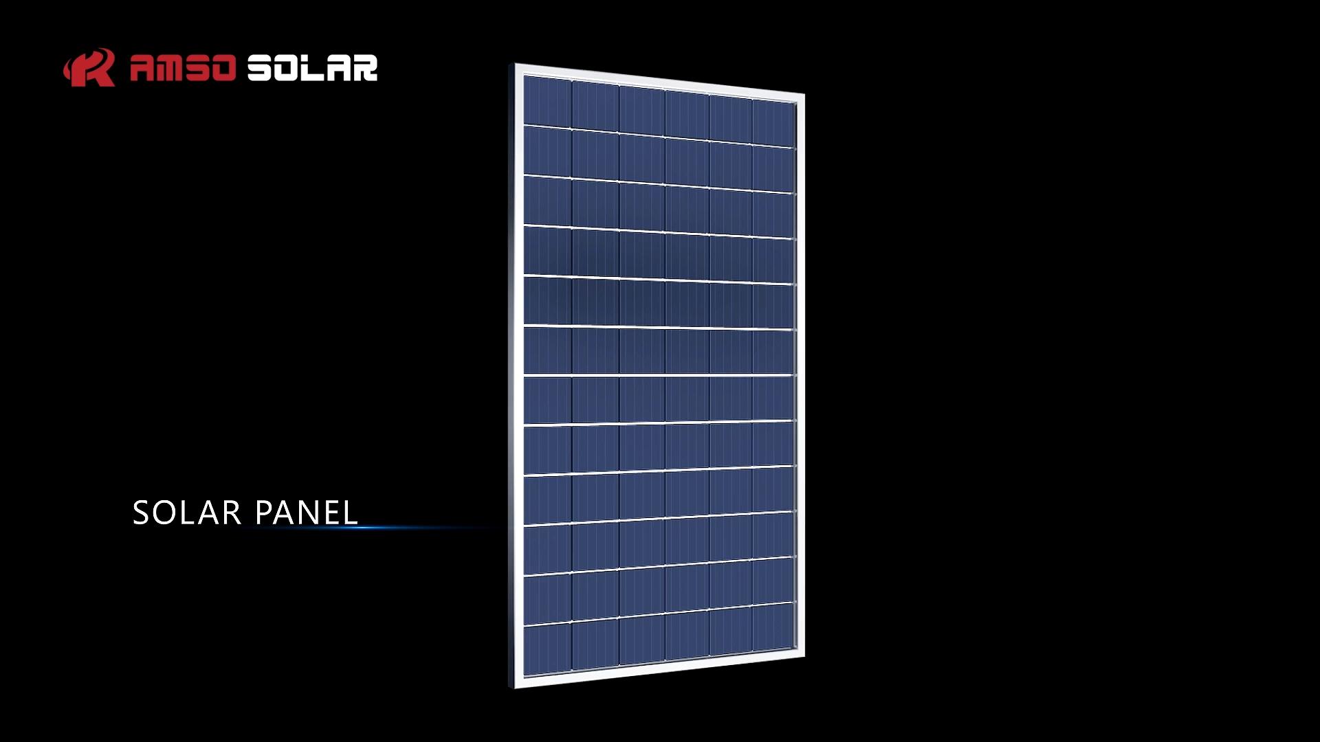 Factory 96 Cells monocrystalline solar panels is 500W solar panel 500 watt mono panel solar panel