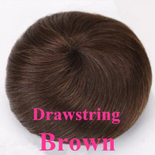 Halo Lady Beauty 100% настоящие человеческие волосы пучки для наращивания Updo перуанские кудрявые грязные пончики шиньоны волосы кусок парик не Реми ...(Китай)