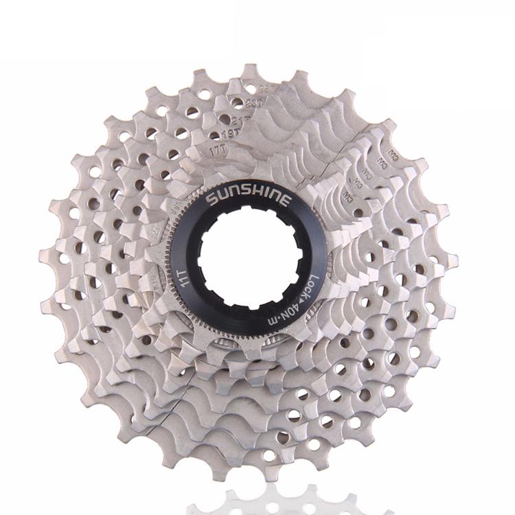 SONNENSCHEIN rennrad schwungrad kettenrad fahrrad freilauf kassette stahl 8/9/10/11 geschwindigkeit für Shimano SRAM teile