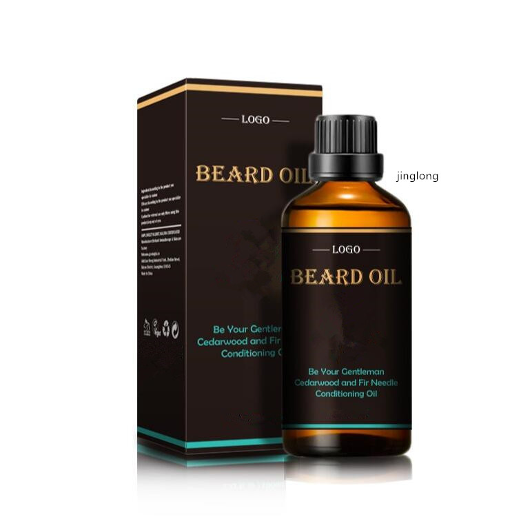 hight quality Beard Oil Organic Natural for Mens Beard
