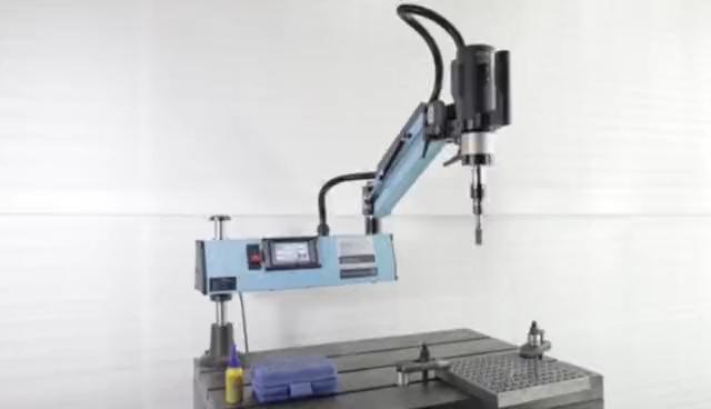 Mesin Bor dan Penyadap Otomatis Elektrik, Mesin Pengeboran Cnc untuk Produksi Mandiri