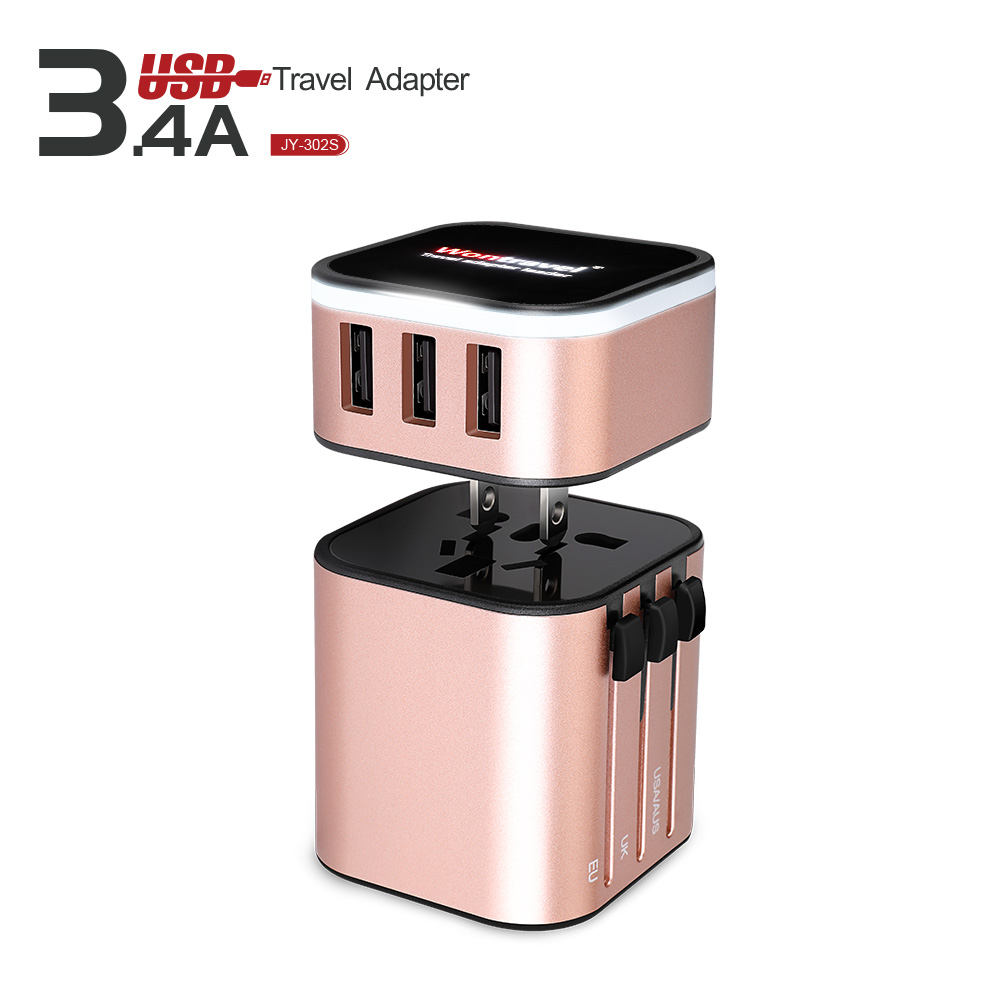 Nieuwe elektronica gadgets 2020 all-in-one adapter multifunctionele adapter draagbare reizen gift