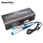 hot sales Nano titanium hair straightener and private label ceramic flat iron