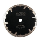 "9 inch Dry or Wet Cutting General Purpose Power Saw Segmented Diamond Blades for Concrete Stone Brick Masonry (9"")"