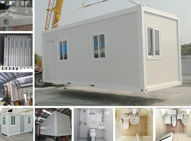 Новогодняя Скидка 28 кв. м 40 футов расширяемый контейнерный дом индия