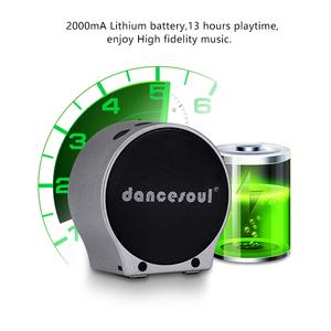 2020 portable bluetooth speaker alarm clock bluetooth speaker with am fm radioh speaker