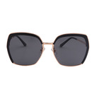 Sun glasses 2019 Square shape Sunglasses Metal Frame Ready stock