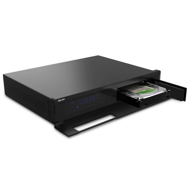 Egreat A10 pro Home Theatre System 4K UHD Media Player bluray player blu-ray support Blu-ray Menu Navigation 3d Blu-Ray Player