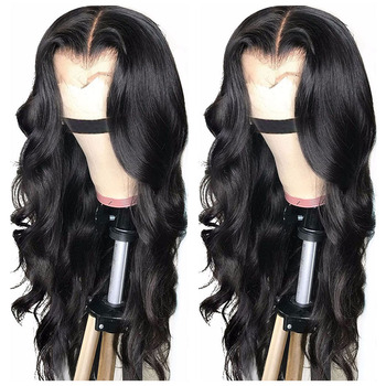 Cheap Wholesale Hair Wigs Human Lace Front Closure Body Wave Full Virgin Brazilian Cuticle Aligned Lace Closure Human Hair Wig