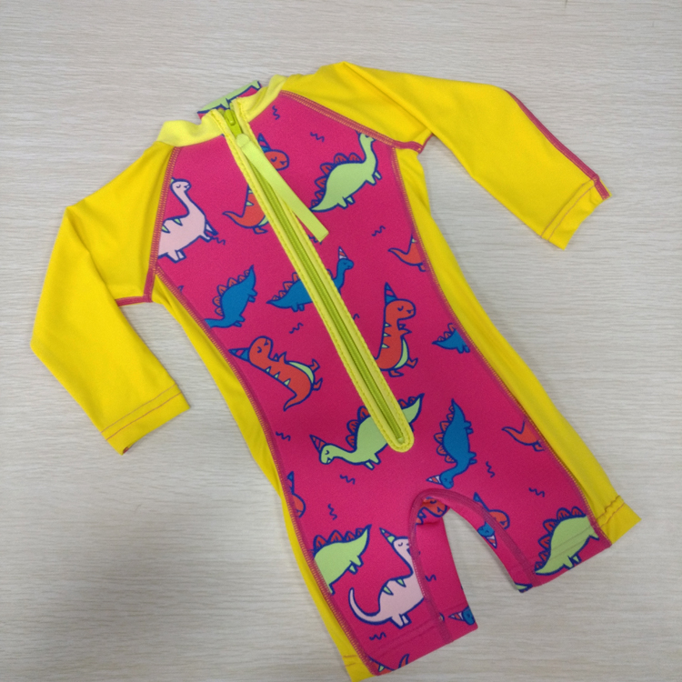 Top sale neoprene baby warmer wetusit children surf wetsuit