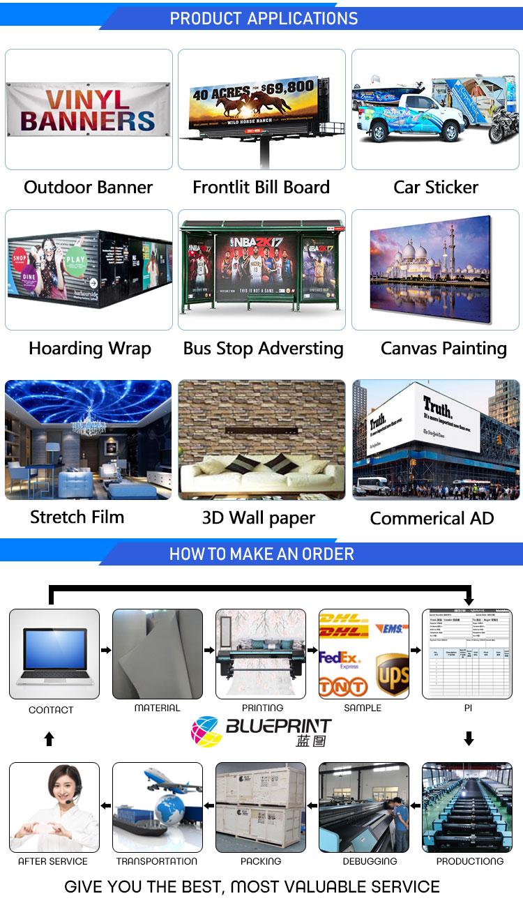 Impressora de grande Formato 1.6m Eco Solvente 2 Cabeças 1440dpi Printer xp600