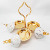 gold metal wedding cake stand holder with dome cover afternoon tea tools cake stand display