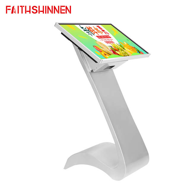 21.5&quot; <strong>22</strong> inch advertising display digital signage player ftp information kiosk