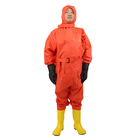 Semi-closed Light Duty Chemical Protective Suit