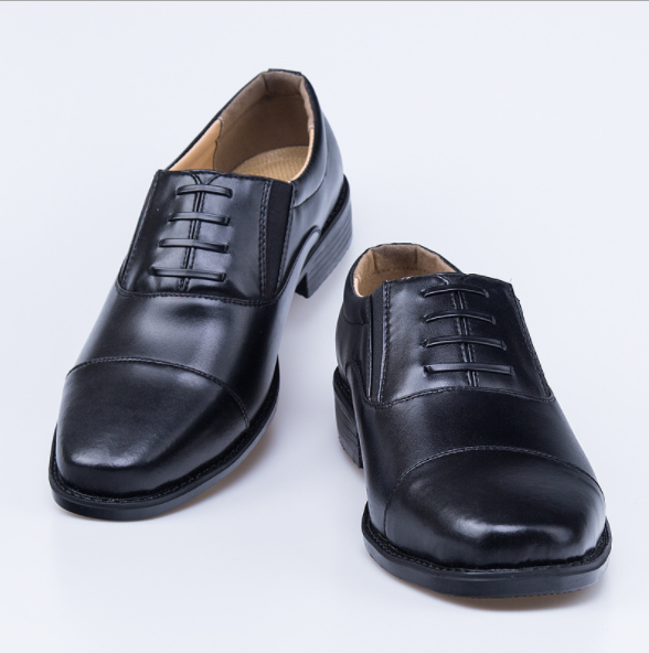 Genuine leather business master formal safety shoes Boutique men fancy pu leather dress shoes for spring