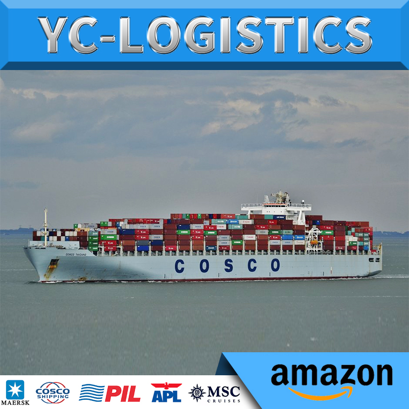 DDP Cheap price ocean <strong>freight</strong>/sea <strong>freight</strong> forwarder china to usa Amazon