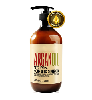 2019 Best Sulfate Free Organic Argan Oil Hair Shampoo For Damaged Hair