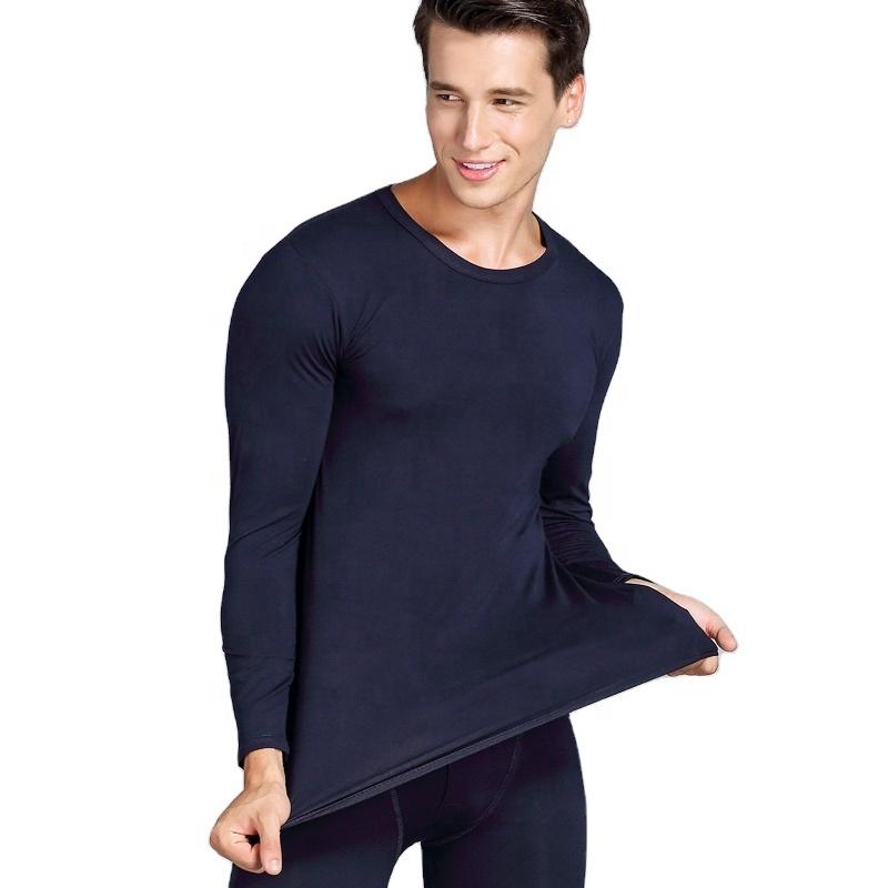 Directo de fábrica nuevo diseño caliente conjuntos de ropa al por mayor hombre caliente largo Johns ropa interior térmica