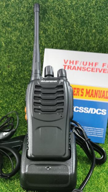 2020 высокое качество 5 Вт Профессиональная рация BF-888S baofeng bf888s портативное радио с большим диапазоном разговора двухстороннее радио
