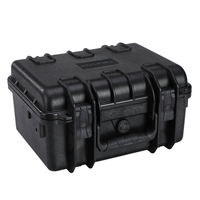 Factory Direct Supply Watch,Shockproof Hard Plastic Case With Pre-cubed Foam