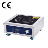 top quality best commercial portable 3500W induction cooker