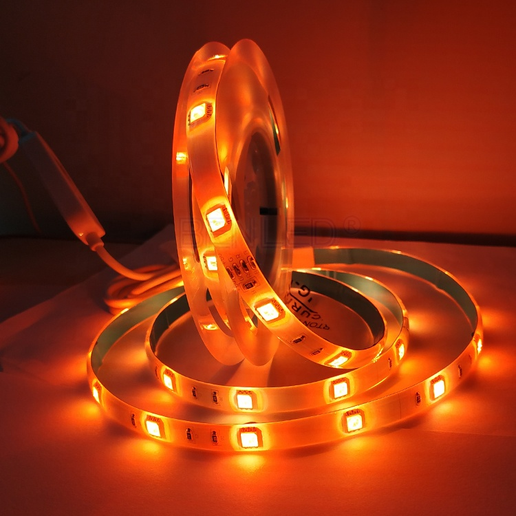 China Top Supplier!! 5M 150SMD LED Strip Dmx Control Running 5050 RGB With Cheapest Price