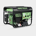 Gretech 2KW patented technology portable gasoline electric generator for home standby
