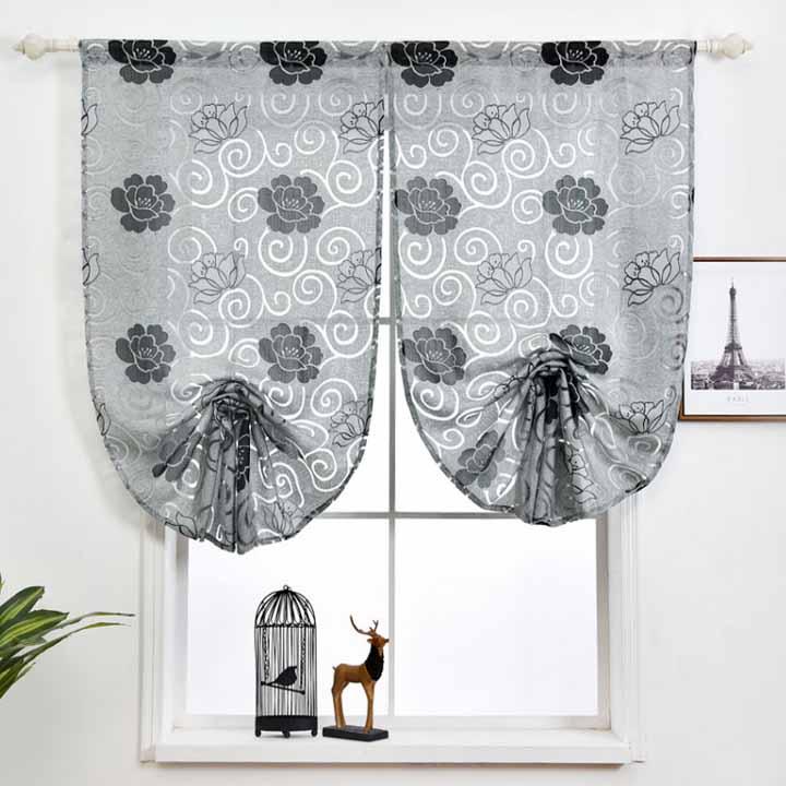 Venta al por mayor diseño de cortinas para comedor-Compre ...