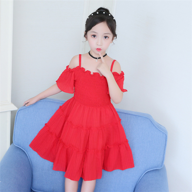 Casual  baby frocks cute latest cotton new design baby girl dress China