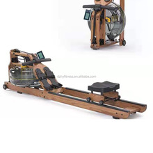 Corpo Forte Indoor Gym Fitness Equipment <span class=keywords><strong>Água</strong></span> Rower <span class=keywords><strong>Remo</strong></span> <span class=keywords><strong>Máquina</strong></span> com Monitor