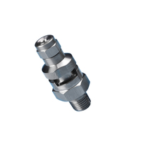 Solid cone quick release nozzle, quick connect pressure washer nozzle, SS quick release nozzle