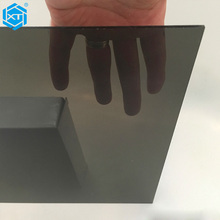 XINTAO dust gratis <span class=keywords><strong>plastic</strong></span> plexiglas sheets black clear 1220x2440mm 1220x1830mm