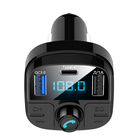 Type C Dual Usb Port China Professional Manufacture Fm Transmitter Bluetooth Car Kit Car Mp3 Player