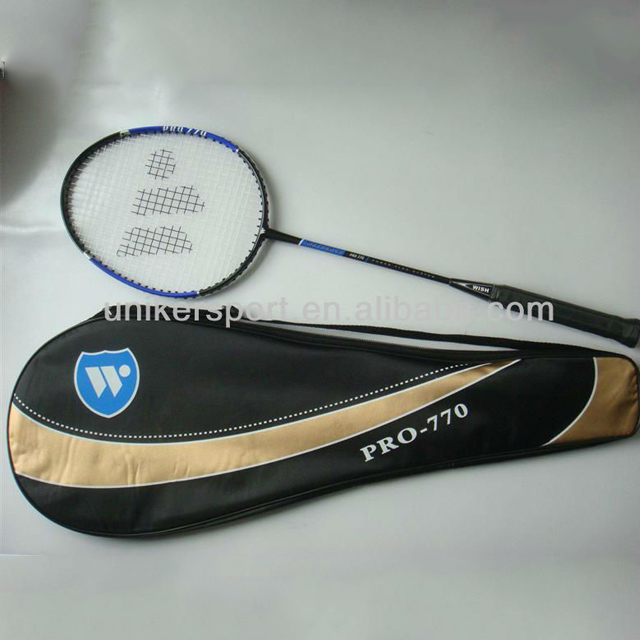 Branded carbon racket Carbon Aluin Rackets Badminton Rackets