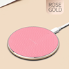 Roze + rose goud