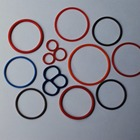 Molded EPDM O Ring Rubber Products With Rohs Compliant