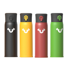 Hot jual <span class=keywords><strong>Termos</strong></span> dinding ganda stainless steel botol air vacuum flask