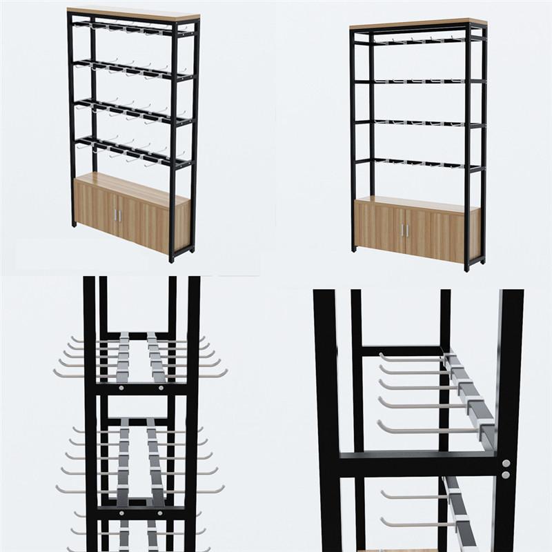 Изготовленный На Заказ аксессуар для сотового телефона деревянная металлическая стойка для прилавка стойка дисплея