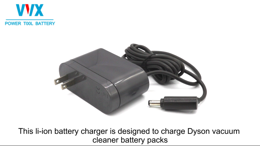 Power Adapter for Dyson v6 v8 Cordless Vacuum Cleaner lithium battery charger