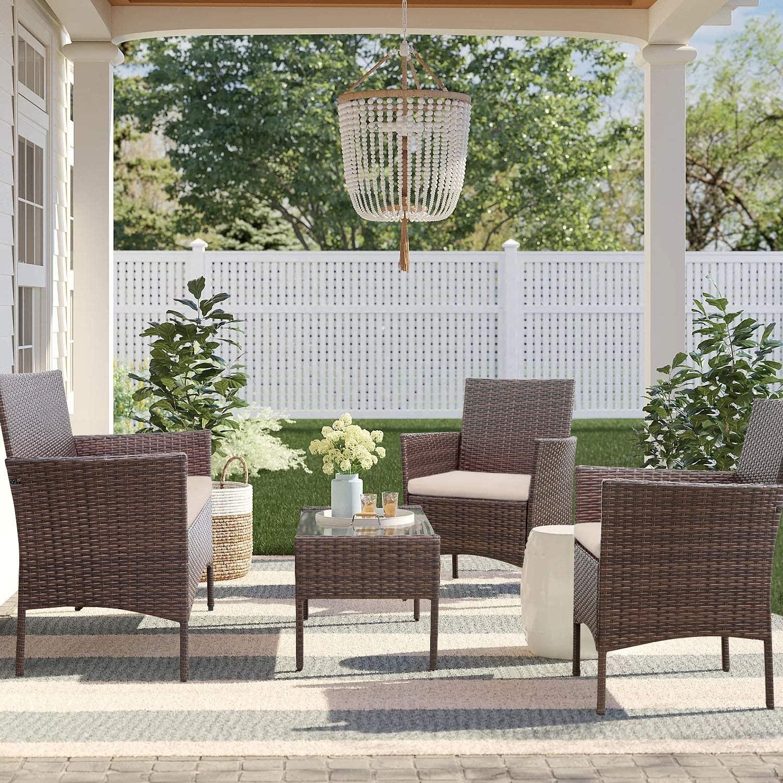 Venta al por mayor muebles de porche Compre online los