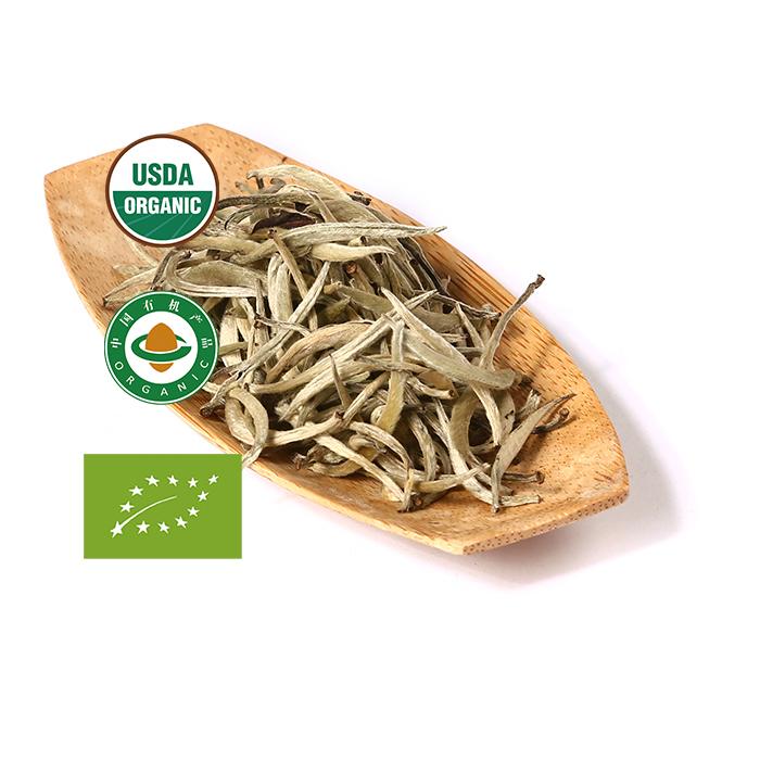 China Producer Loose Tea For Sale Orthodox Organic Silver Needle White Tea - 4uTea   4uTea.com