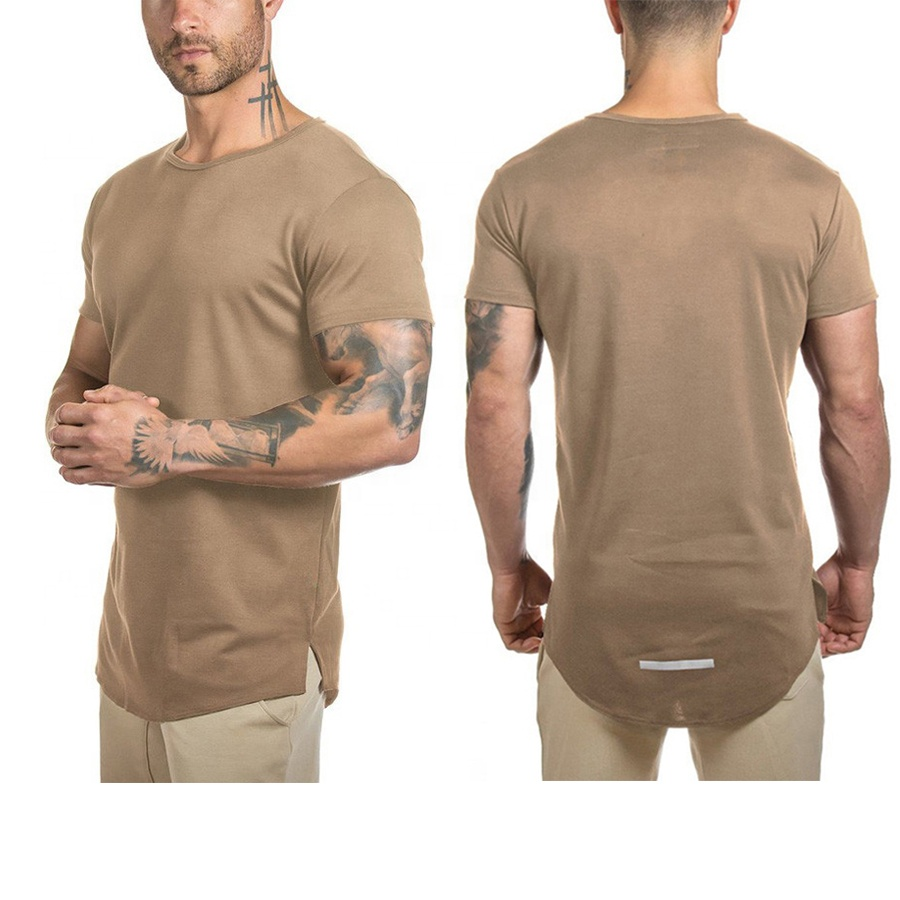 Cheap high quality wholesale men 95 cotton 5 spandex t <strong>shirts</strong>