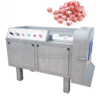 From China Chicken dicer machine Stainless Steel Chicken cutting machines for sale