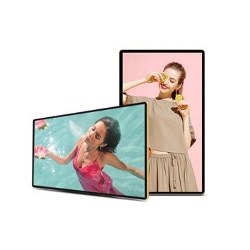 Wholesale bulk wall mount Large size 32 40 42 50 55 60 inch lcd digital photo frame