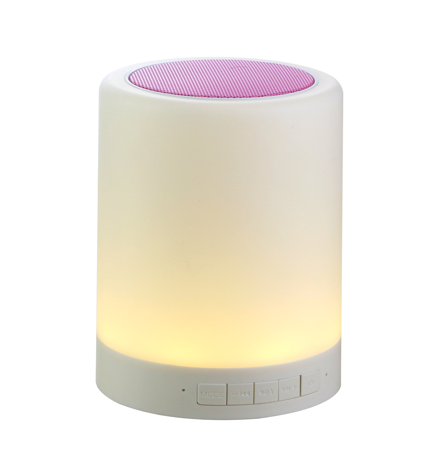Led Night Light Smart Touch Lamp Speaker With TF Card Port Music Player Wireless Bluetooth Speaker Lamp
